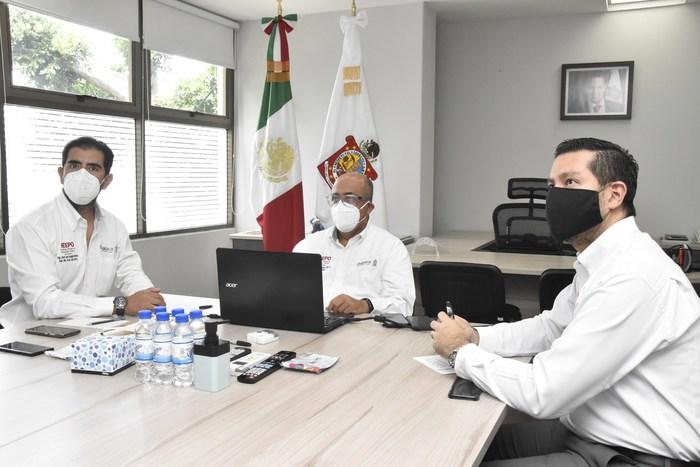 Participa Director General del IEEPO en Reunión Nacional de Autoridades Educativas para revisar inicio de ciclo escolar