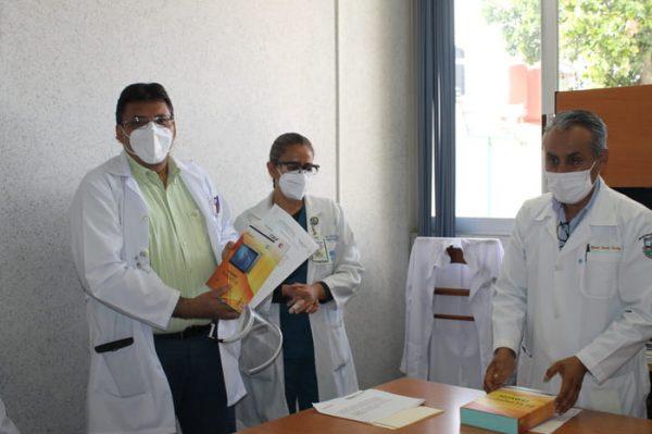 """Hospital General """"Doctor Aurelio Valdivieso"""" pone en marcha el proyecto """"Paciente y familia online, acortando distancias"""""""