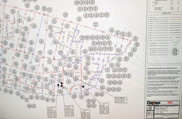 Falso que la obra de agua potable en la ciudad vaya a afectar la economía de los tuxtepecanos: Obras Públicas