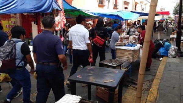 Aprueba Cabildo de Oaxaca de Juárez prohibición para instalación de verbenas por pandemia