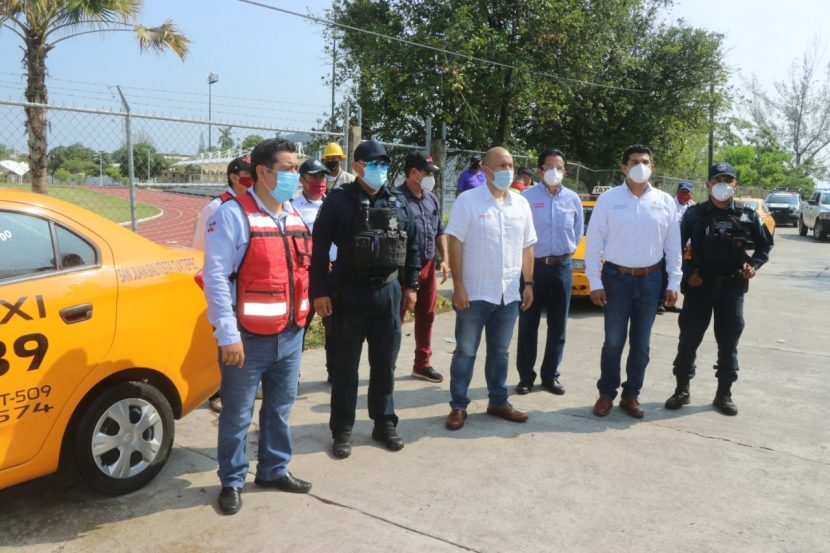 Prioritario cuidar la salud de las familias de Tuxtepec frente al Covid-19
