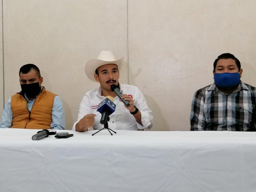 Ugocp insistirá en proyectos que quedaron pendientes con Dávila en Tuxtepec