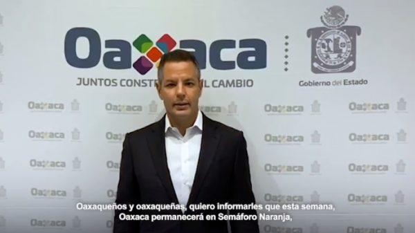 Oaxaca en semáforo naranja y más camas de hospital para el Istmo: AMH