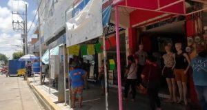 """Para reactivar economía, comerciantes de Loma Bonita realizarán """"tianguis de descuento"""""""