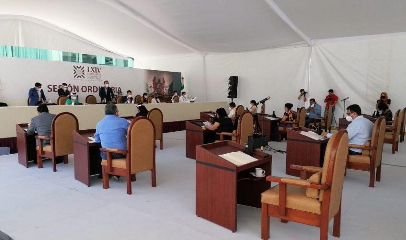 Comparecencias suspendidas en Congreso de Oaxaca, no serían reprogramadas: Mesa Directiva