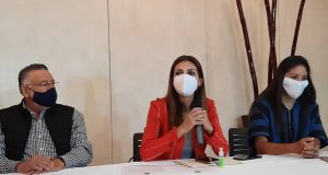 Sanción a Consejo Regulador del Mezcal traerá mayor calidad y competitividad: Diputada Alejandra García Morlán