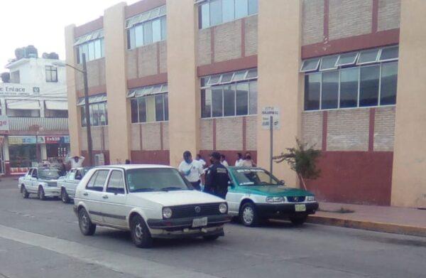En Huajuapan detienen a hombre por negarse a usar cubrebocas