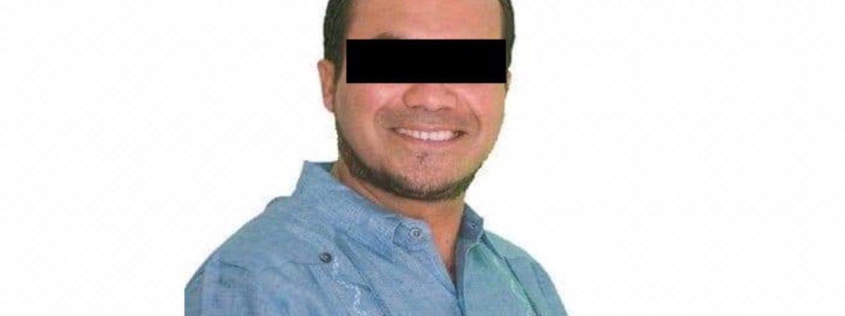 Detienen a exdelegado regional de programas federales en la Costa, Gabriel Cerón