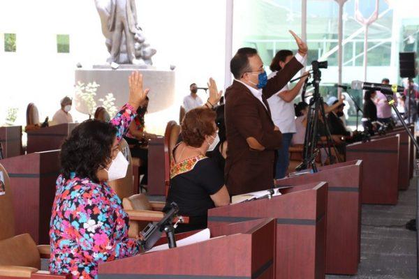 Demanda Congreso al Gobernador atender crisis sanitaria en Oaxaca