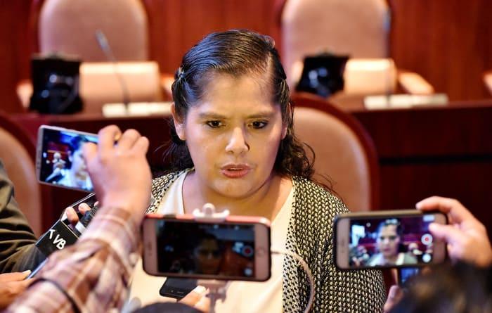Presenta Diputada Laura Estrada  a abogados iniciativa de reforma a legislación civil en beneficio de los menores