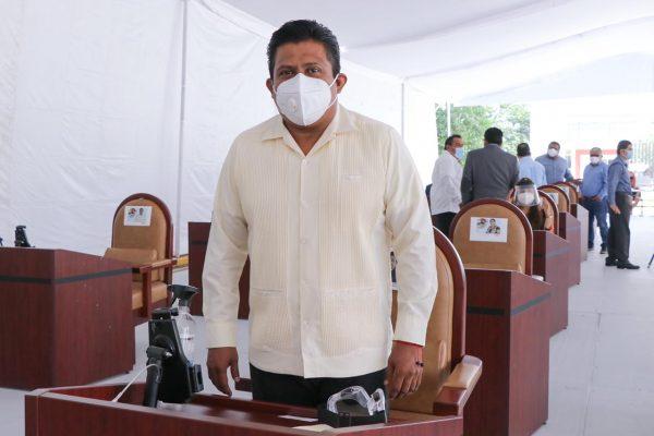 Transparencia en recursos del COVID, en manos del Sistema Estatal de Combate a la Corrupción: Fredie Delfín