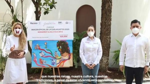 Sí habrá Guelaguetza en Oaxaca; será virtual