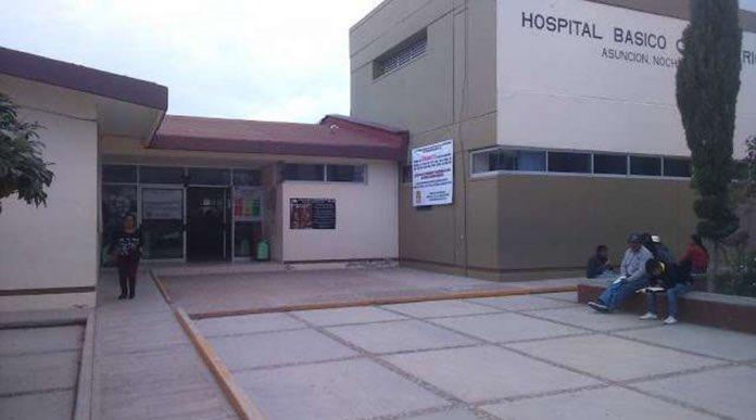 Hospital de Nochixtlán cierra tras brote de Covid