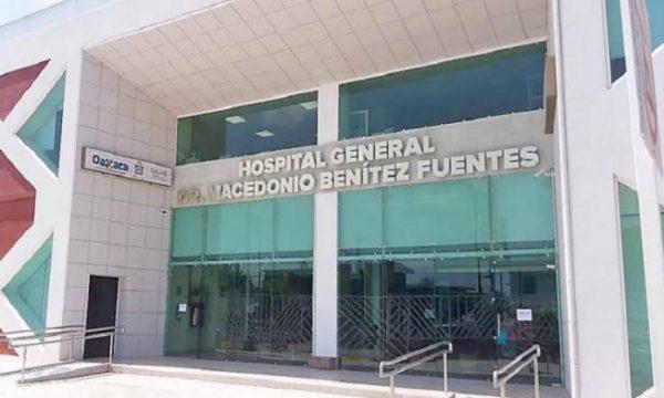 Reanuda actividades Hospital de Juchitán