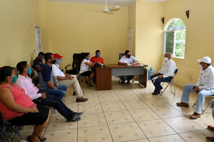 En coordinación con autoridades municipales avanza censo y atención en la Costa por daños de sismo: IEEPO