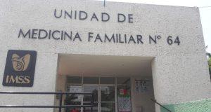 Con carencias, trabaja personal de salud de la clínica 64 del IMSS en Tuxtepec