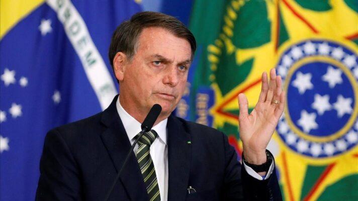 Presidente de Brasil, da positivo a covid