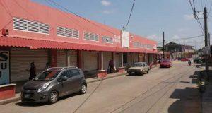 Tras cierre del mercado en Loma Bonita, carniceros se manifiestan