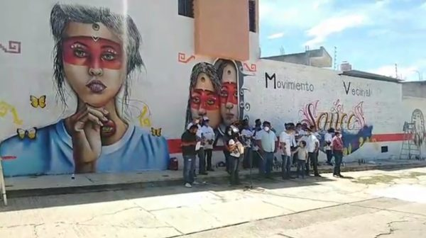 """Arrancan programa """"Movimiento vecinal"""" en agencia Santa Rosa de Oaxaca"""