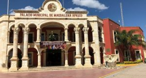 Magdalena Apasco, cancela festividades por Covid-19