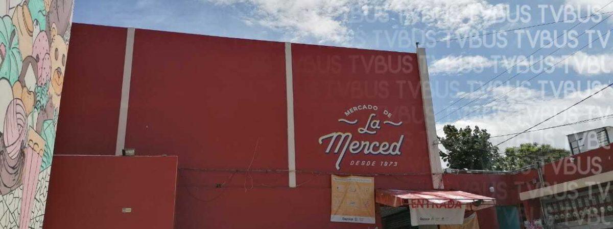 """Tras quince días cerrados, reabren """"Mercado de la Merced"""" en Oaxaca"""