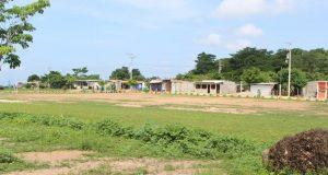 Ante incremento de decesos por covid, rehabilitan nuevo Panteón en Loma Bonita