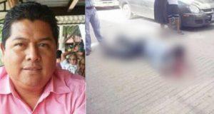 Auto de formal prisión a presunto asesino del periodista Filadelfo Sánchez