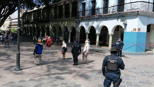 No se permitirá la estancia prolongada en espacios públicos: Policía Estatal