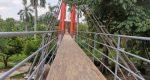 Parada la construcción del Puente de San Bartolo; lleva 87% de avances