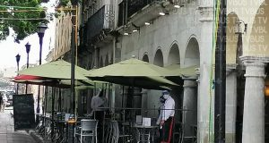 Reabren restaurantes en Oaxaca tras inicio de