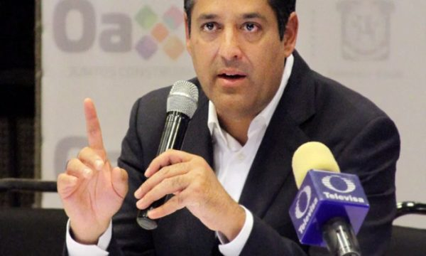Secretario de Finanzas de Oaxaca da positivo a Covid