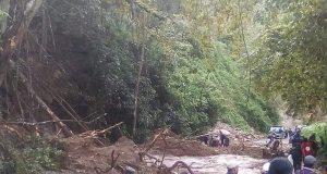 Tormenta en zona mazateca de Oaxaca deja saldo de dos personas fallecidas