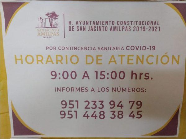 Gobierno municipal de Amilpas atiende a la población con programa en psicología