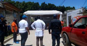 Partido Movimiento Ciudadano, vulnera y expone salud de habitantes de San Jacinto Amilpas