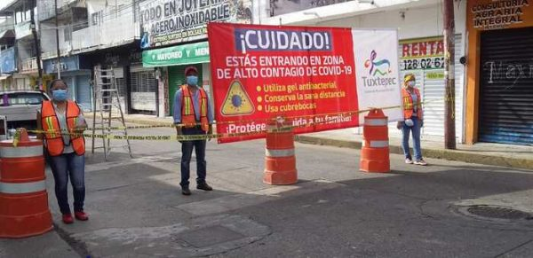 Llama Noé Ramírez a sumar esfuerzos en la lucha contra el Covid-19