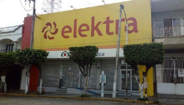 Gobierno de Loma Bonita clausura sucursal de Elektra por desacato