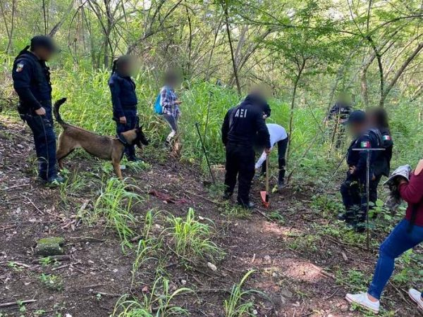 Siguen buscando en fosas clandestinas, a mujeres desaparecidas en Tuxtepec