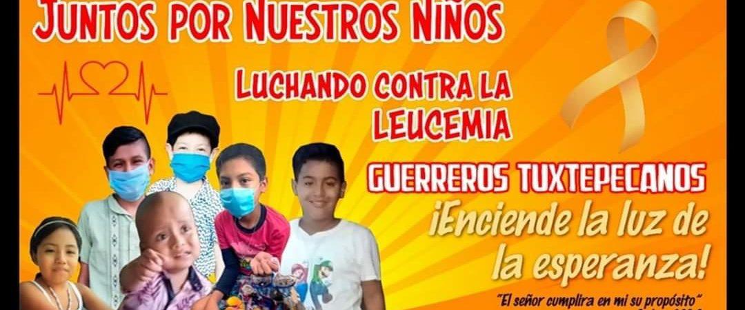 Guerreros Tuxtepecanos piden donadores de sangre para Dylan  quien se encuentra grave