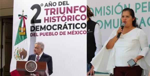 Refrenda Laura Estrada, un trabajo de la mano de AMLO para garantizar el bienestar del pueblo oaxaqueño y tuxtepecano