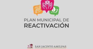 Presentan plan municipal de reactivación en San Jacinto Amilpas