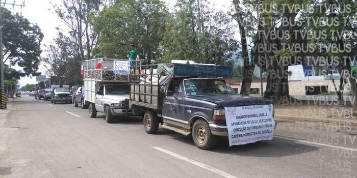 Recicladores protestan en Oaxaca, por privatización de la basura