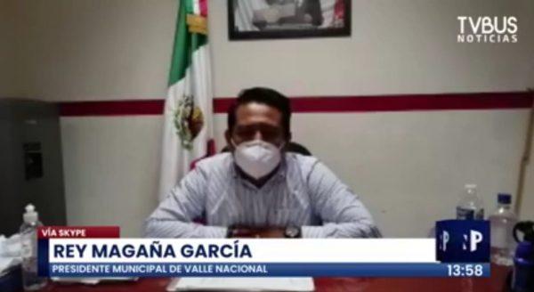 Reaparece Edil de Valle y anuncia medidas más drásticas para disminuir contagios por Covid