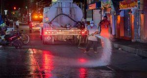 Decisiva lucha del Gobierno de Tuxtepec contra Covid-19