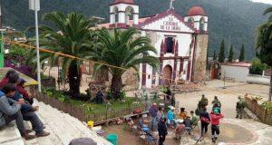 Aún hay 150 familias en albergues temporales por sismo en la Costa