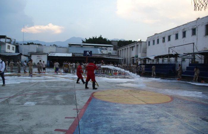Continúa SSPO implementando medidas preventivas en Centros penitenciarios del Estado