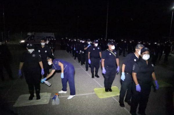 Realiza SSPO revisión de rutina en el Centro Penitenciario Varonil Tanivet