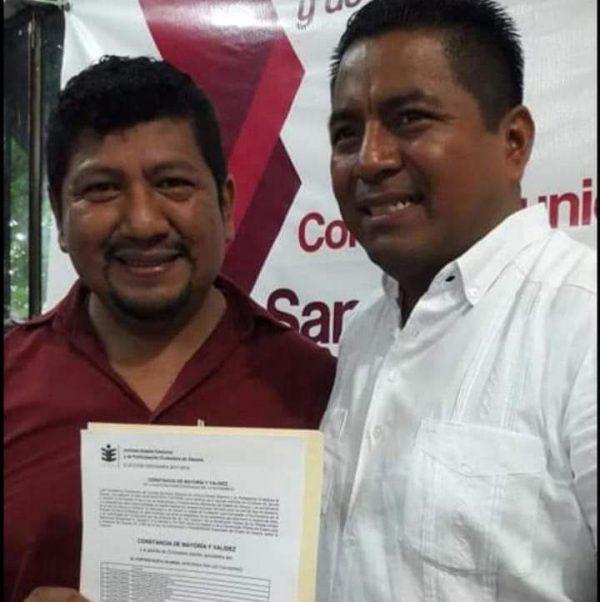 Noé Ramírez suplente de Dávila; cabildo debe sesionar para nombrarlo como Presidente