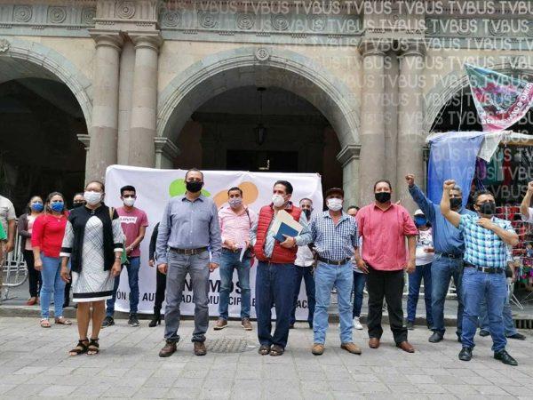 Unión de Autoridades Municipales de Oaxaca piden ser incluidos en obra pública