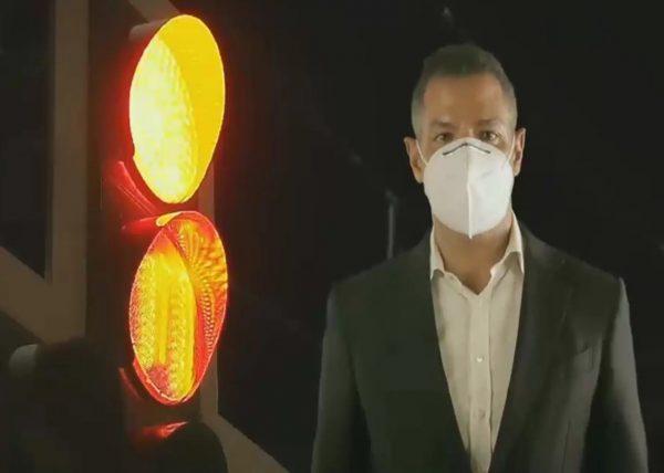 Oaxaca se mantiene en semáforo naranja, Tuxtepec y Oaxaca de Juárez continúan con alto número de contagios