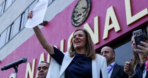 INE multará a México Libre por 2.3 mdp
